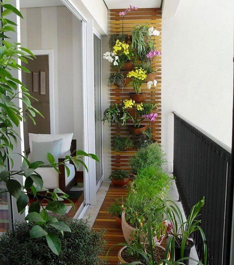 Arredamento Semplici Arredare Balconi Piccoli Spazi Idee