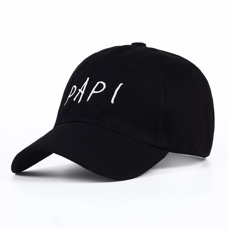 03c4e2a8353 VORON new PAPI embroidery cotton baseball cap men women fashion papi dad cap  Hip hop snapback