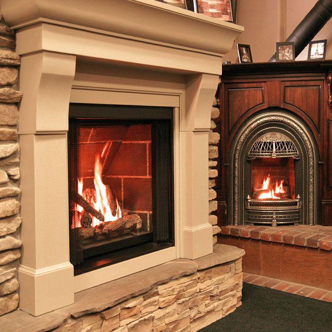 Gas stove and Stove