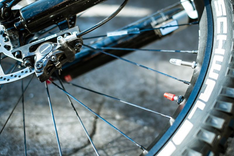 First Ride: Schwalbe Launches Double Chamber Tire System   Tired