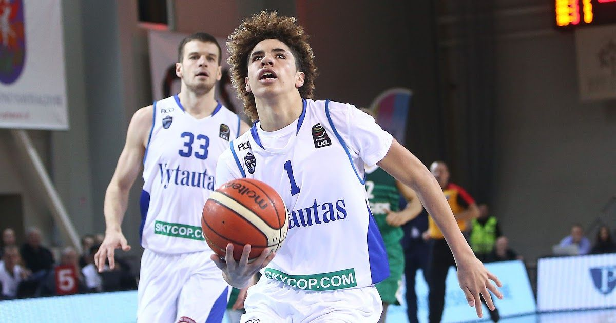 Ex Teammate Lamelo Ball Was Lazy And Arrogant In 2020 Lamelo Ball Liangelo Ball Tina Ball