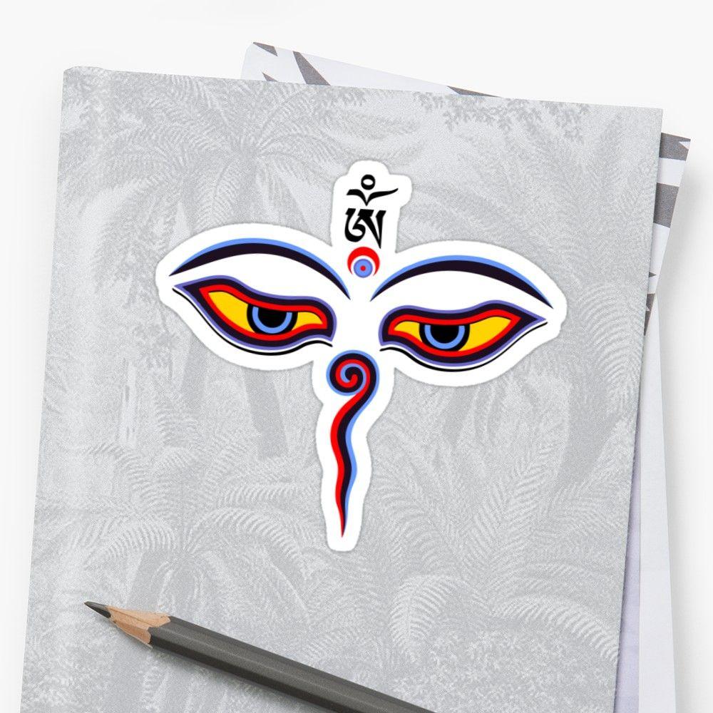 Wisdom Eyes Of Buddha - Bodhnath Temple Eyes