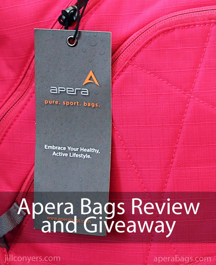 Apera Bags Review and Giveaway (With images) Workout