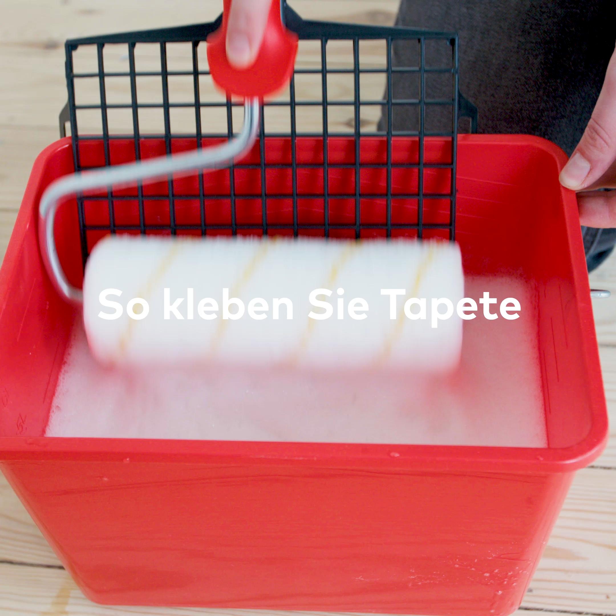 Photo of Wie man Tapeten mit Wandklebetechnik anbringt – eine einfache Anleitung von Grandeco