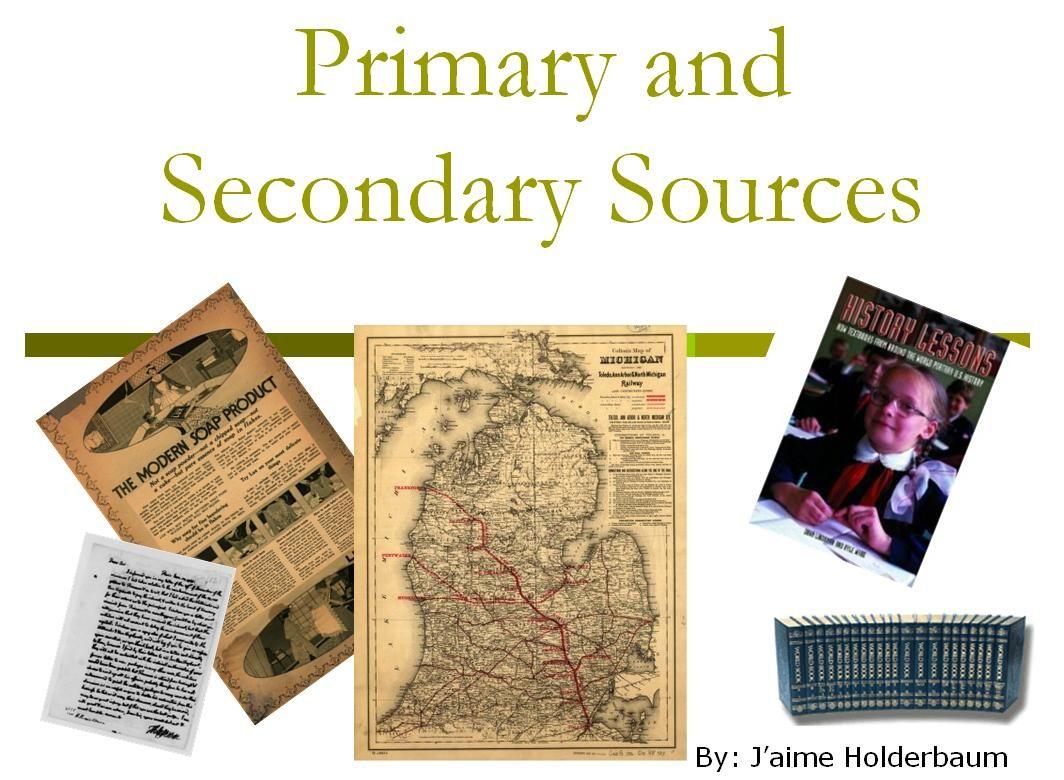 Using Primary Amp Secondary Sources To Explain Michigan S Economic Development