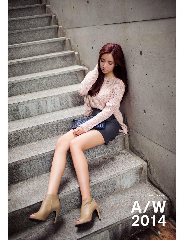 chuu_츄 - 츄(chuu) | 원모어스윗 knit | TOP