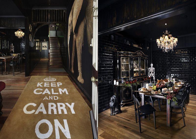 Los 27 mejores dise os de interiores de bares y restaurantes del mundo 2013 - Interiores de restaurantes ...