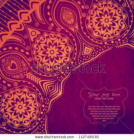 Stock Vector Vintage Invitation Card On Grunge Background With Lace Ornament Template Frame Design Fo Vintage Invitations Ornament Template Invitation Cards