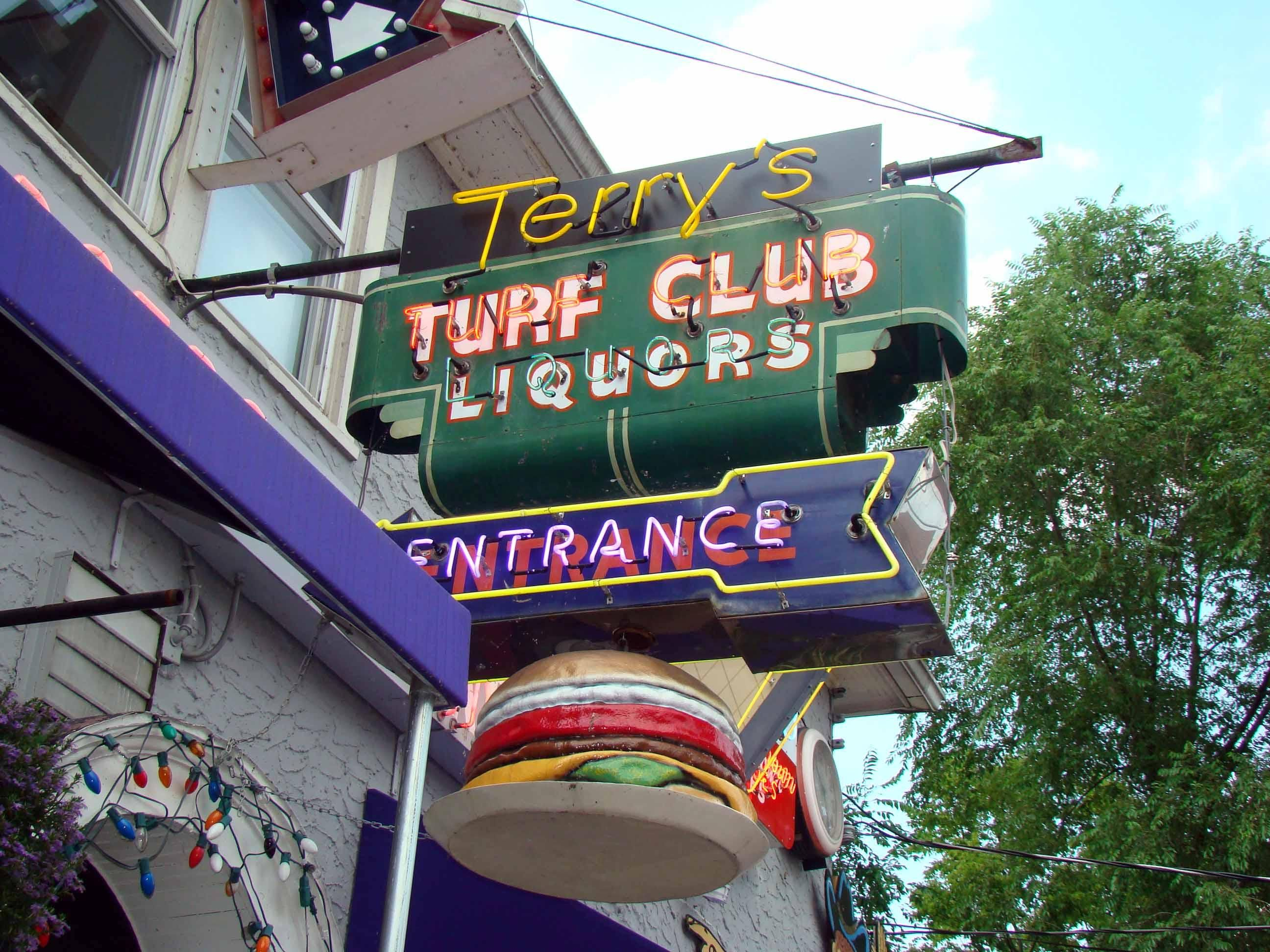 Terry's Turf Club Perhaps the city's best burgers