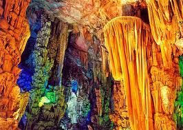 Reed Flute Caves, Guilin.     #born2rock1974 #theweeklygrind #blairkunkel