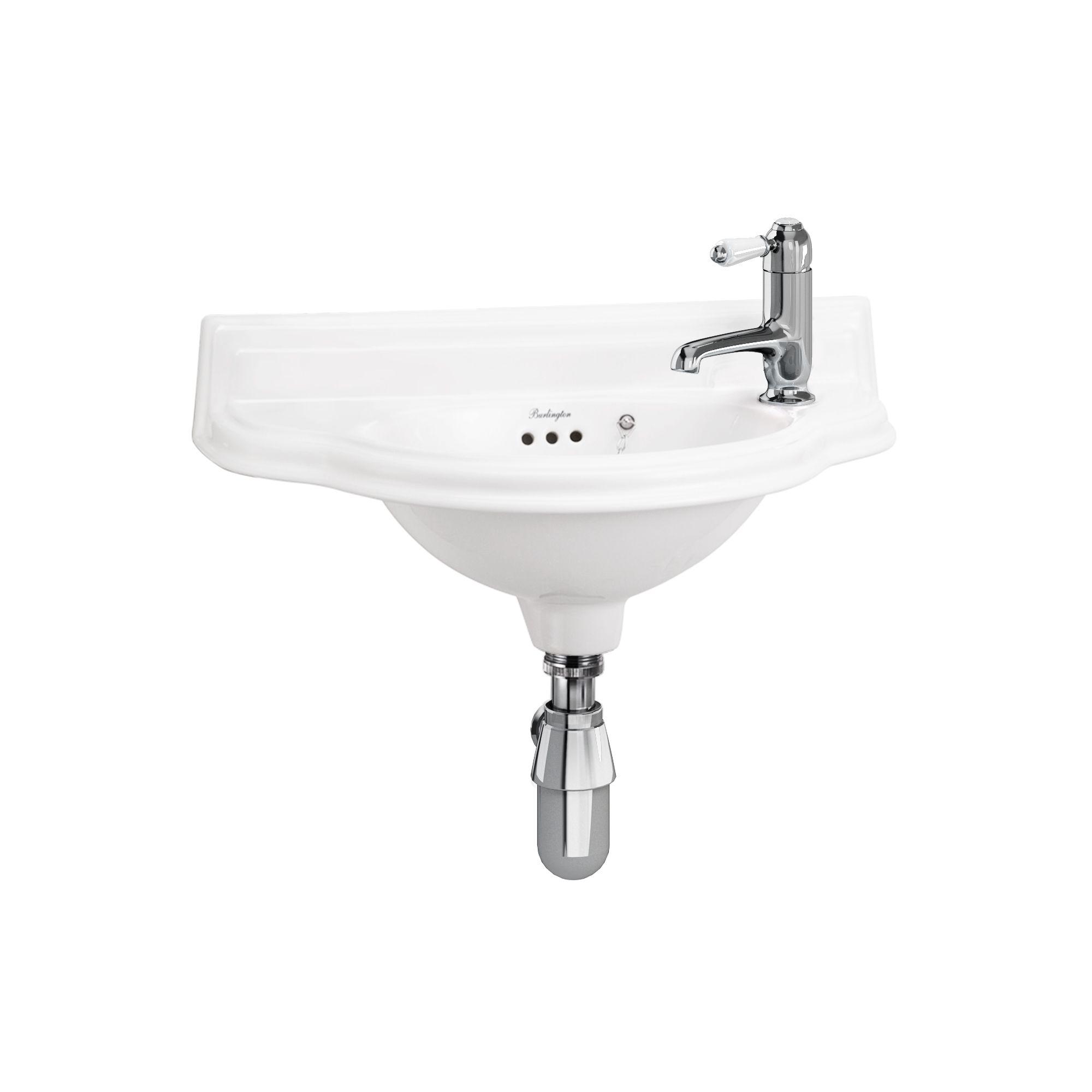 כיור ענתיק קופלנד לשרותי אורחים 25/50   small bathroom sinks ...