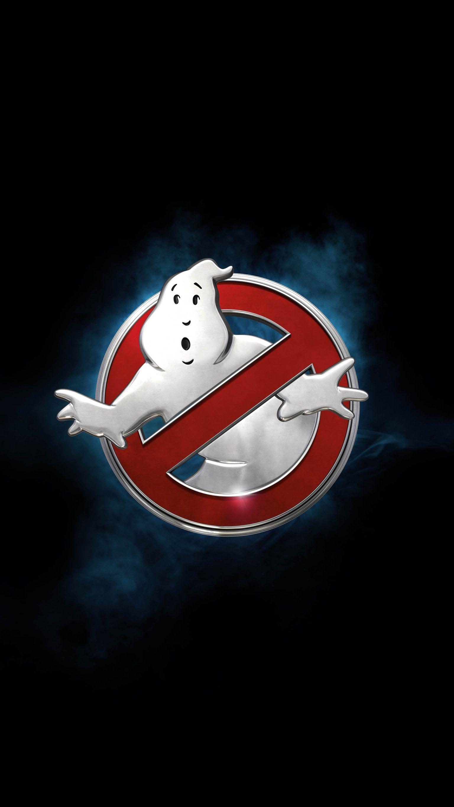 Ghostbusters 2016 Phone Wallpaper Moviemania Cartoon Wallpaper Ghostbusters Logo Ghostbusters