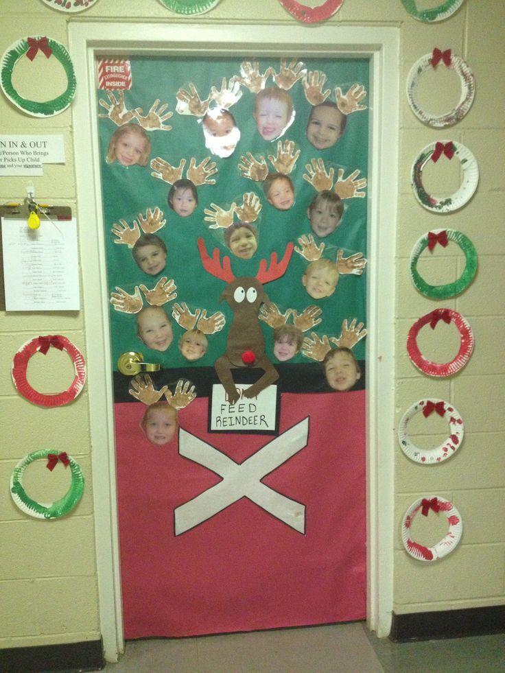 preschool christmas | Preschool christmas door decoration | Teacher - Preschool Christmas Preschool Christmas Door Decoration Teacher