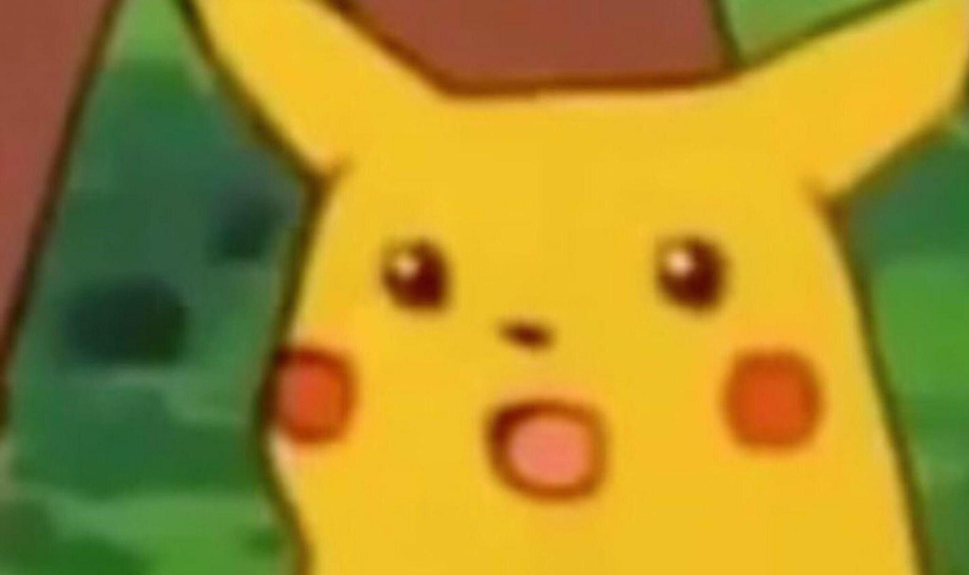 Pin By Malu Lima On Meme Memes Pikachu Memes Funny Memes