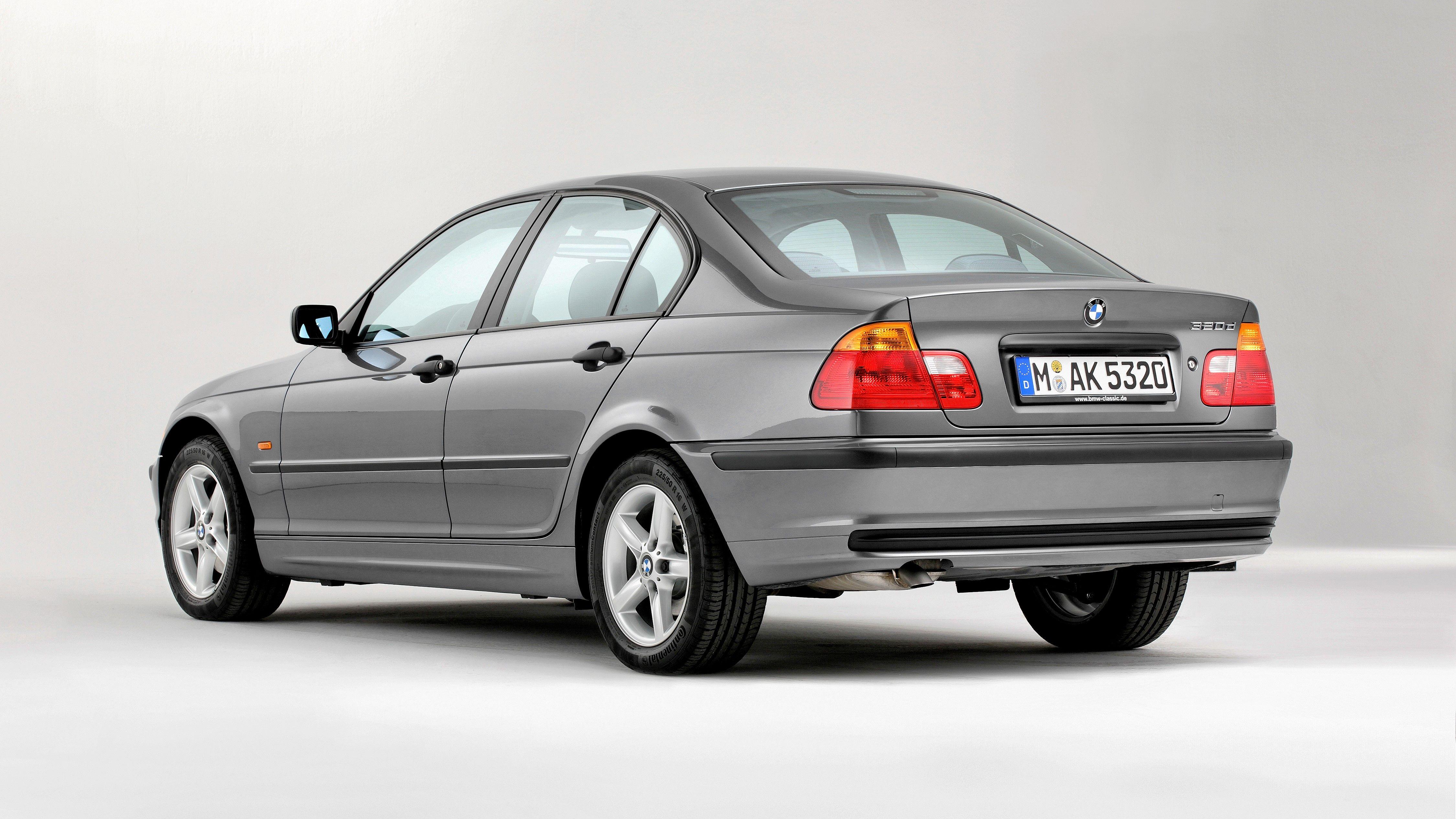 BMW 320d Sedan E46 1998–2001 BMW Pinterest