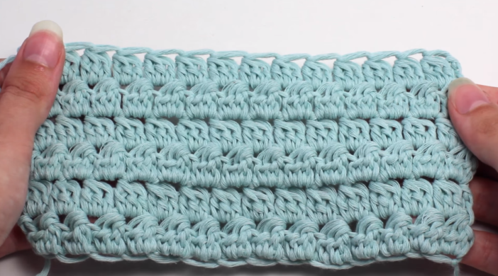 How To Crochet The Cluster Stitch - Easy Video Tutorial | Crochet ...