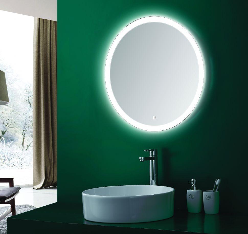 Зеркало В Ванную С Подсветкой Фото Практичных Моделей