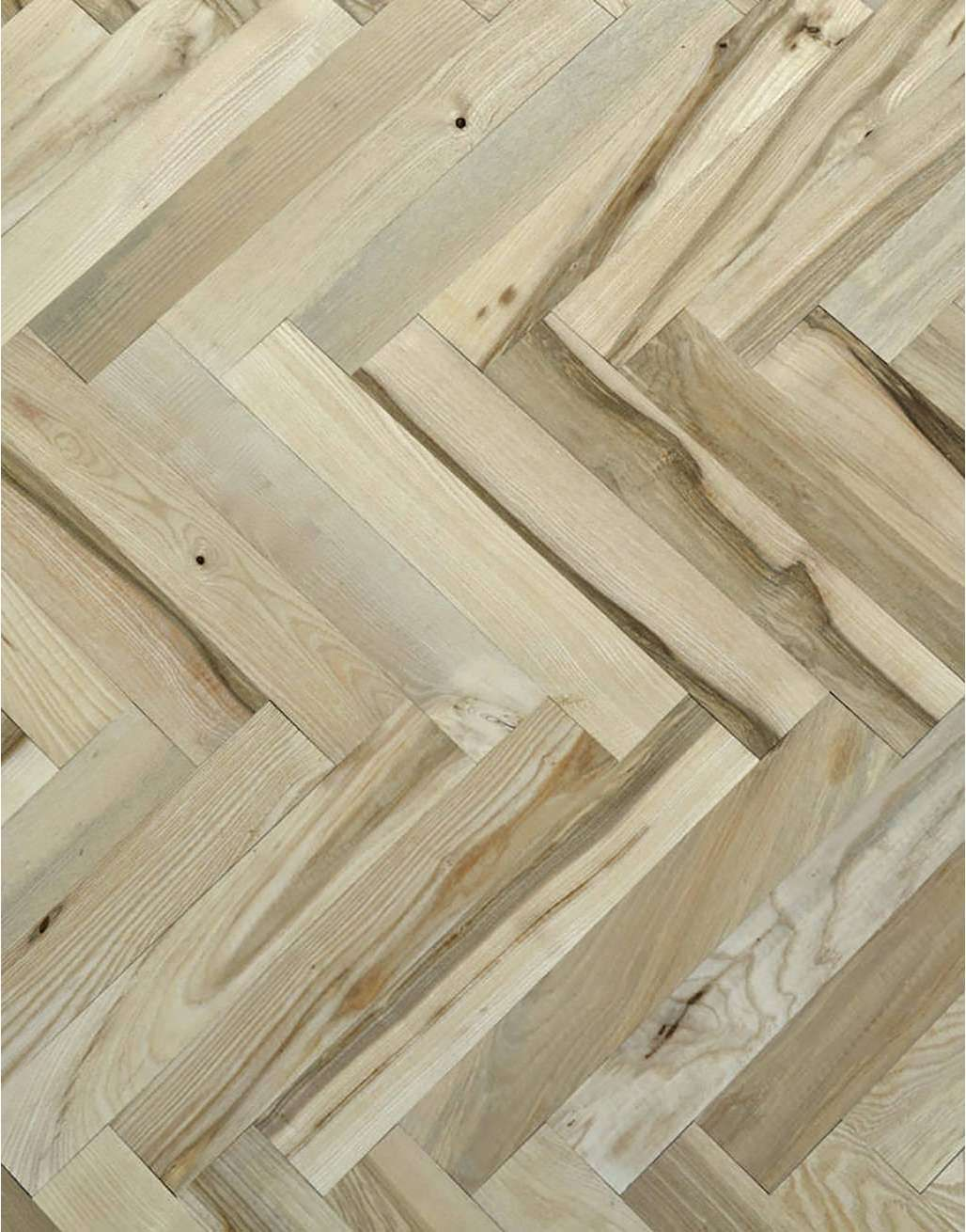 Solid Ash Parquet Unfinished Solid Wood Flooring Solid