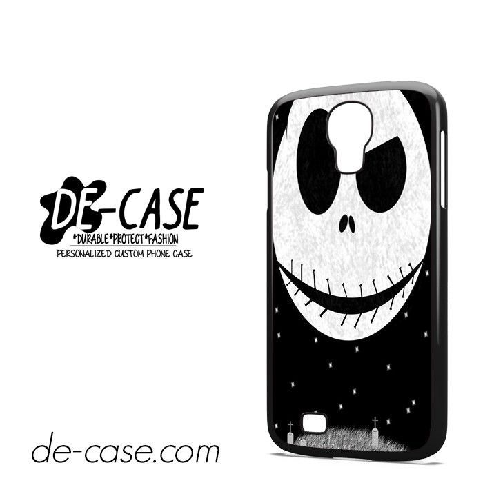 Jack Nightmare Before Christmas Skeleton Face DEAL-5743 Samsung Phonecase Cover For Samsung Galaxy S4 / S4 Mini