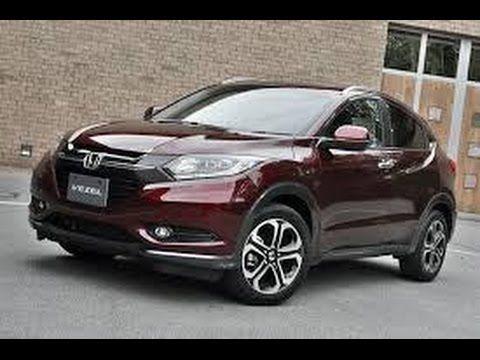 Honda HR-V 2021 Preview