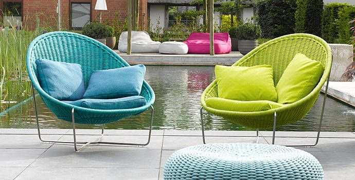 diapositiva Paola Lenti For the Home Pinterest Colorful