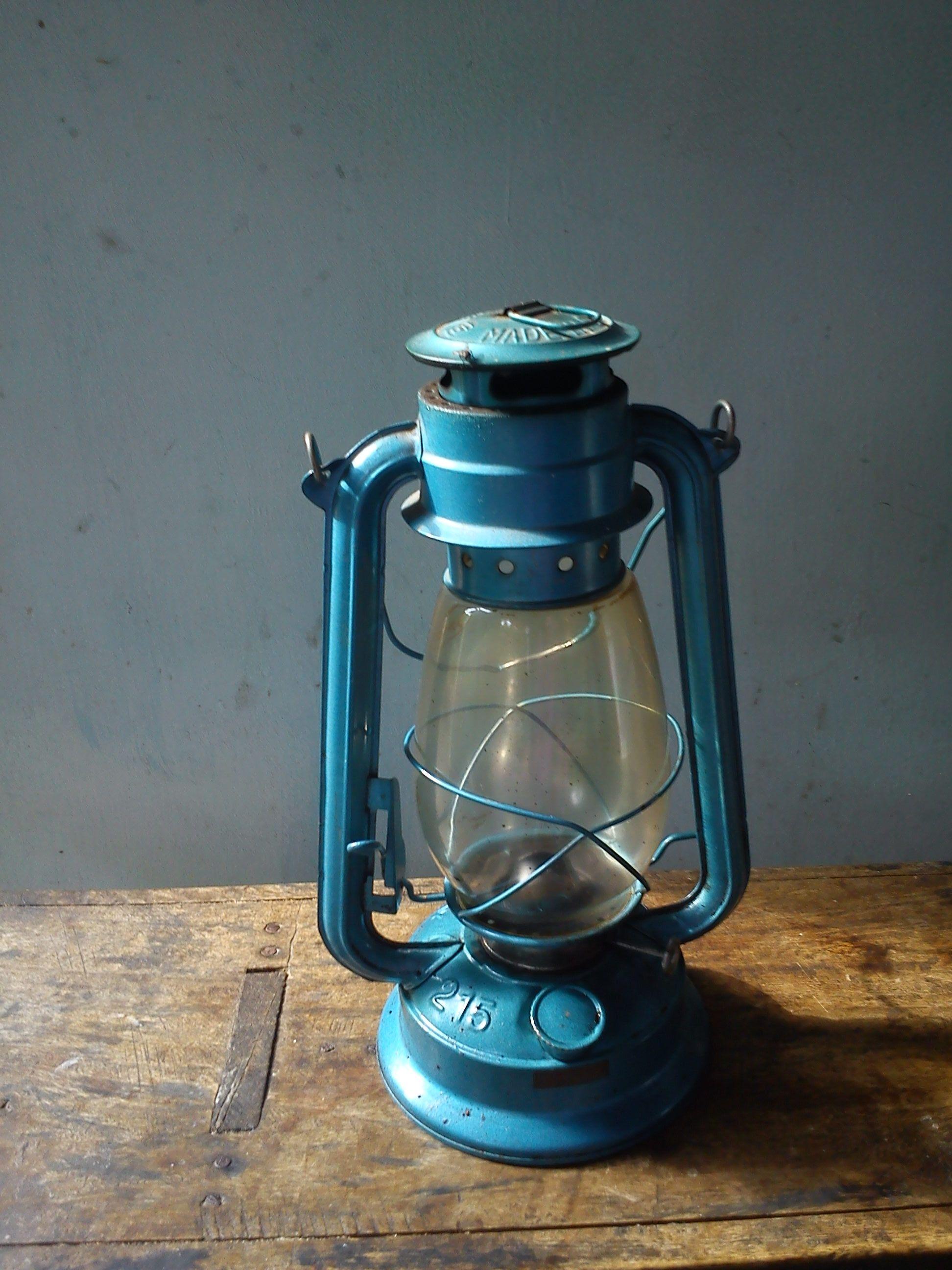 Elegant Kerosene Lantern