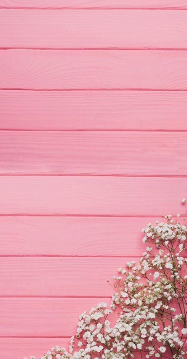 Pink Always Wallpaper achtergronden, Bloem achtergronden