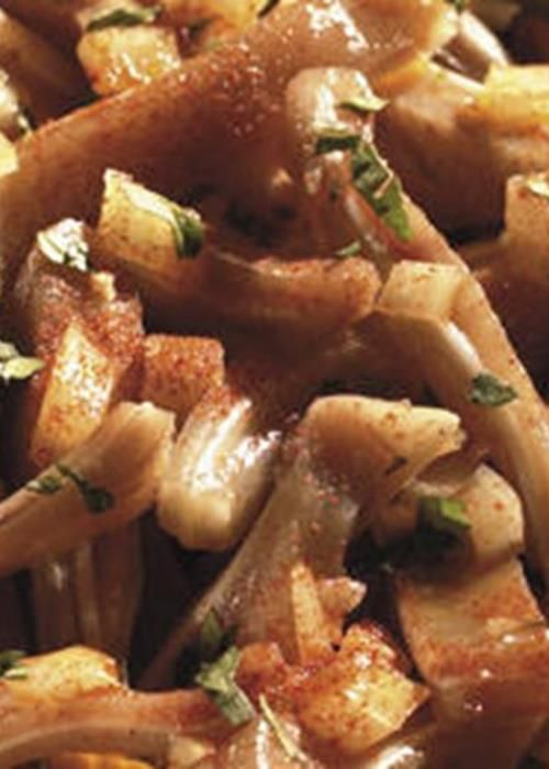 Salada de Orelha