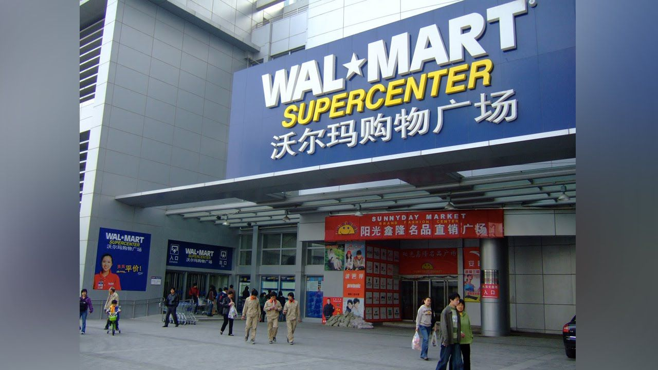 25 Crazy Things You'll Only Find In Chinese Walmarts