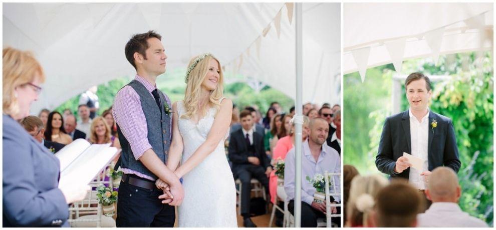 Upper Parsonage Farm Wedding