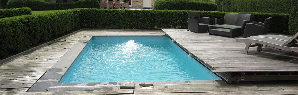Klein zwembad met tegenstroom google zoeken tuin for Zwembaden in tuin