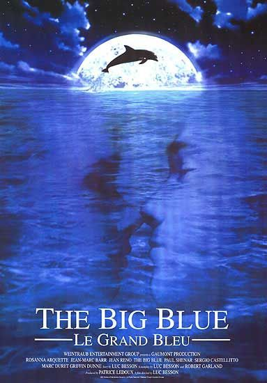 The Big Blue (Luc Besson, 1988)