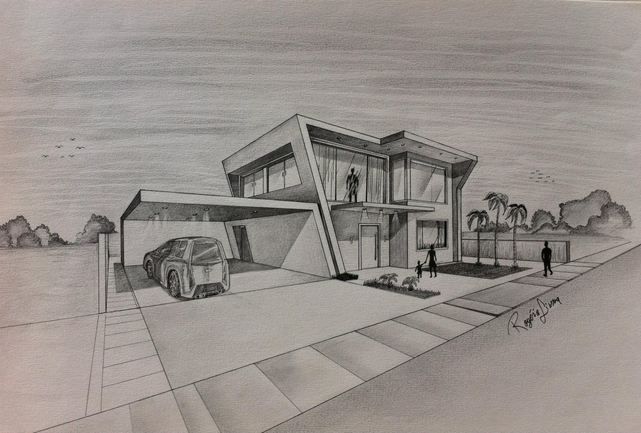 Designs Architectural Design House Plans Detailing House Plans Architecture Drawing Perspective Drawing Architecture Architecture Design Drawing