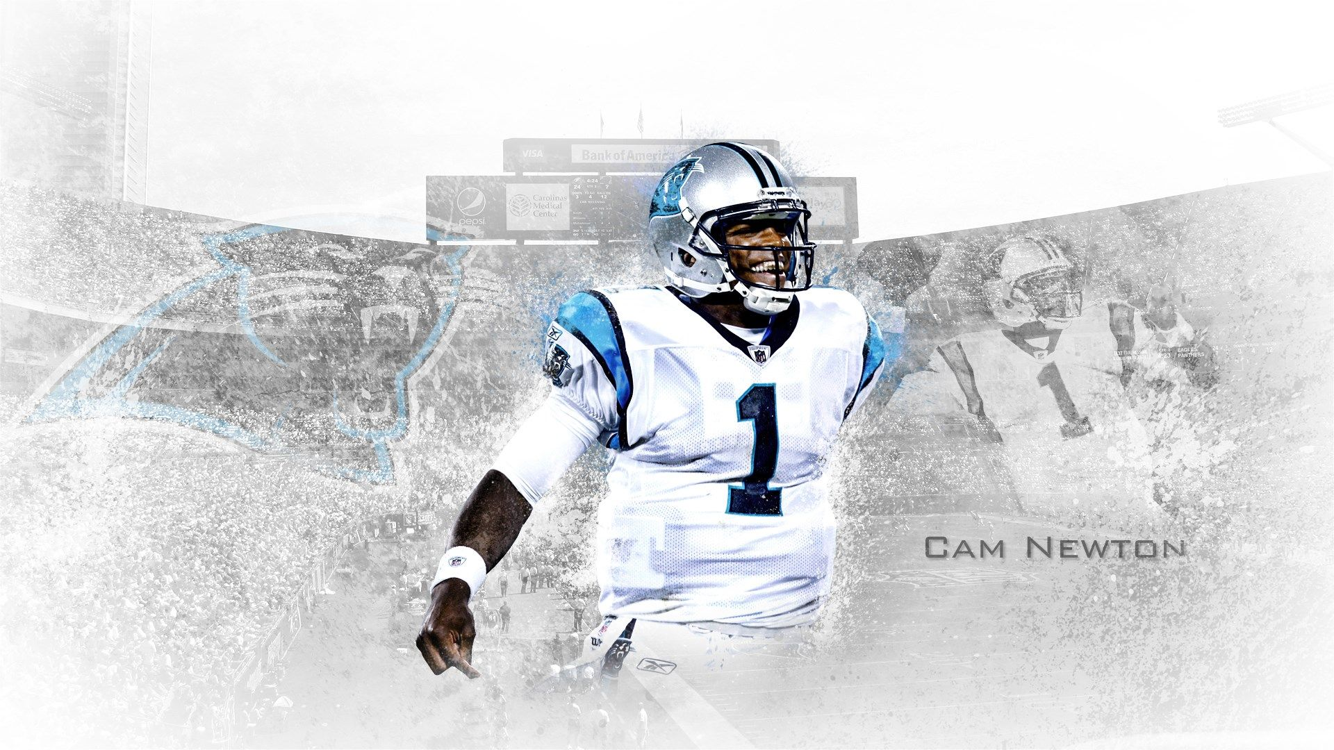 cam newton pic for mac computers (Pace Jacobson 1920x1080