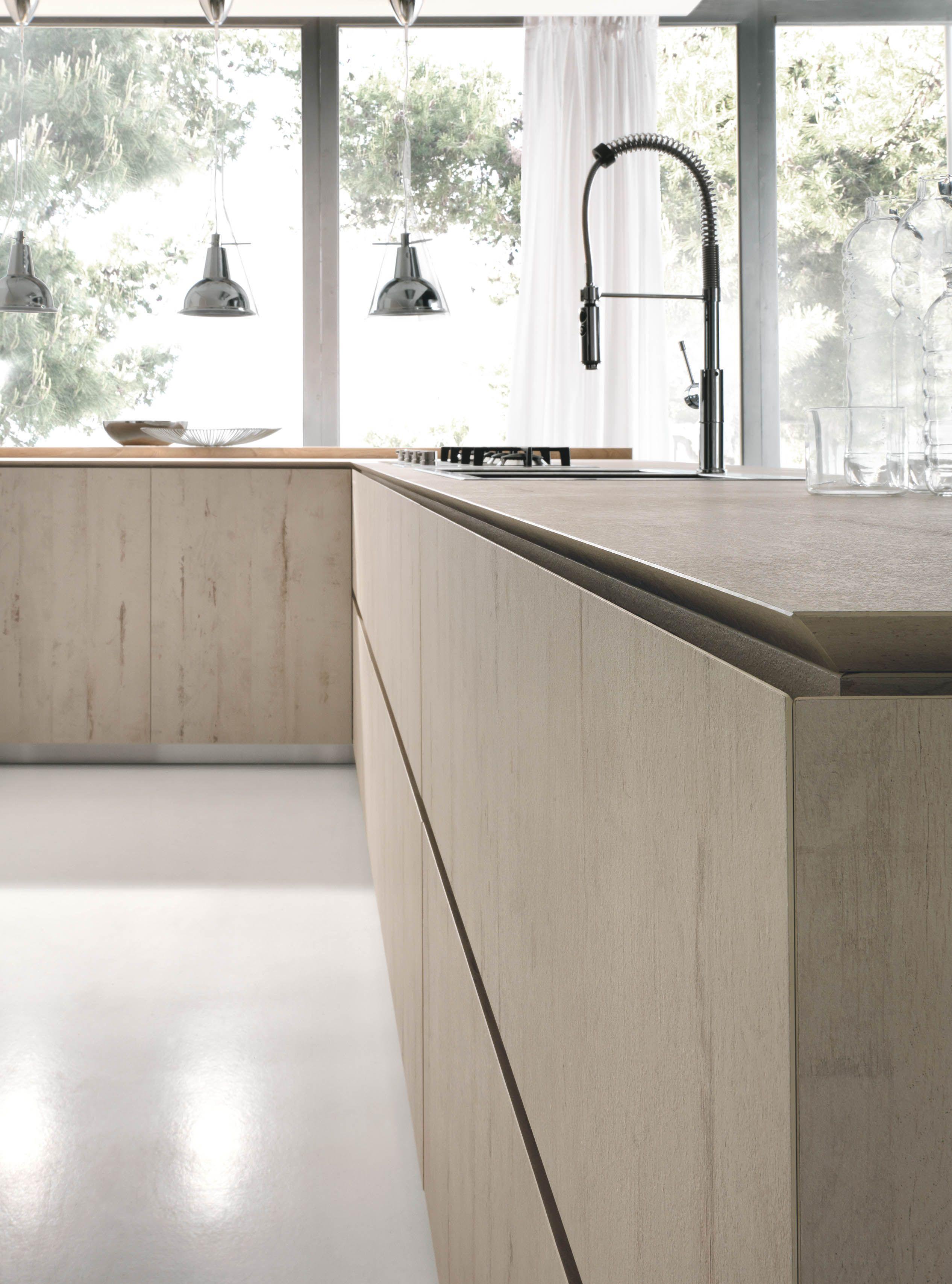 Aster | Modello Atelier - Cucine Moderne | home | Pinterest | Aster ...