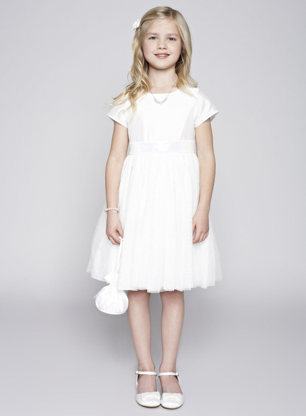 Alexa ivory flower girl dress bhs wedding flower girl alexa ivory flower girl dress bhs ombrellifo Gallery
