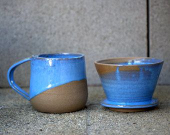 Coffee Mug Dripper And Set Pour Over