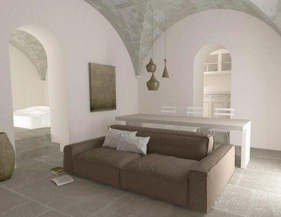 Diseño de sala comedor de apartamento pequeño Casa Hogar - sala comedor pequeo