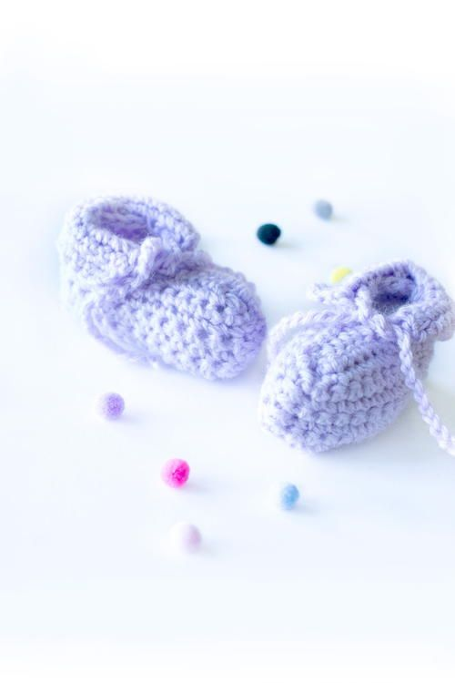 Easy Peasy Baby Booties Easy Peasy Baby Booties And Free Crochet