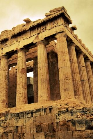 Roman Architecture Greece Hd Iphone Wallpapers Store Architecture Athens Acropolis Roman Architecture