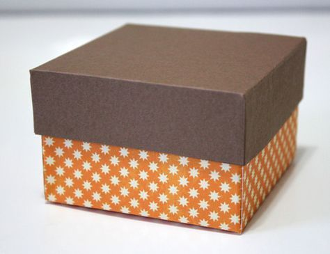 How To Make Gift Boxes With A Scoring Board Paper Box Diy Handmade Box Gift Box Template