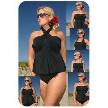 Plus size swimwear | Fashion | Pinterest