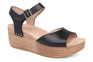 9f8c9a86b Experience new levels of comfort in the women s Dansko® Silvie sandal