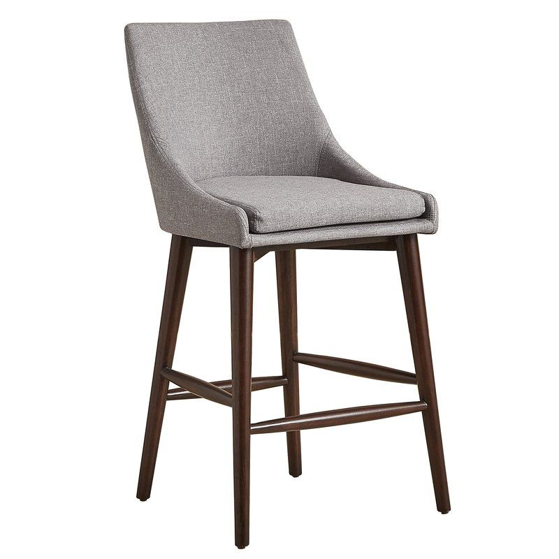 "Blaisdell 24"" Bar Stool Future Kitchen Bar stools"