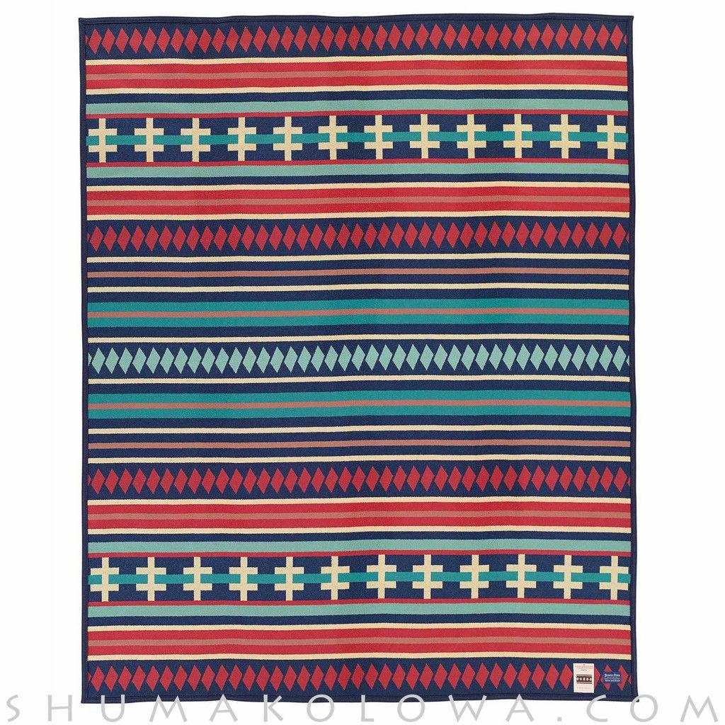 Ribbon Dance Pendleton Blanket Pendleton Blanket Ribbon Dance Trending Decor