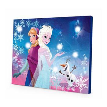 Disney Frozen Canvas Wall Art $12.74