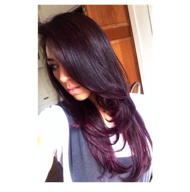 Vidal Sassoon Pro Series London Luxe Deep Velvet Violet Is A Fashion