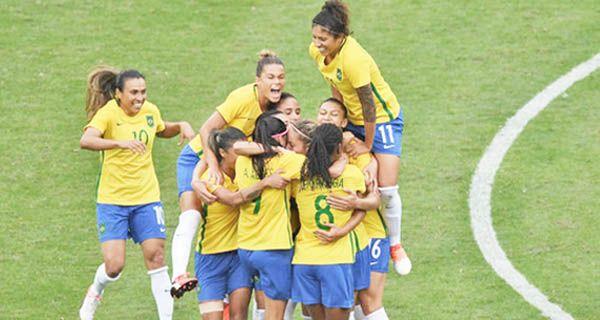 Brasil Femenil debutó con triunfo en Río 2016