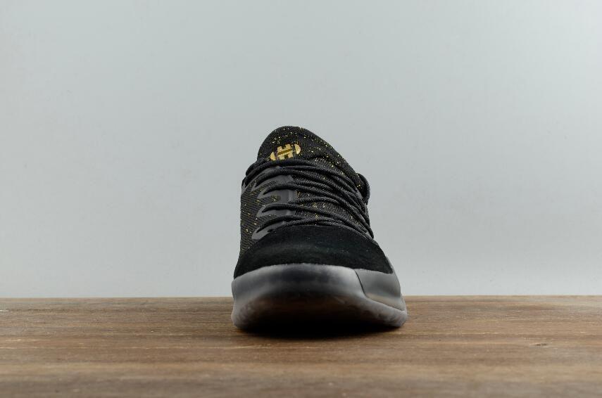 1da4f3e4d94 Adidas Harden Vol.1 Black Gold BW0545 Basketball Men Footwear for Sale3