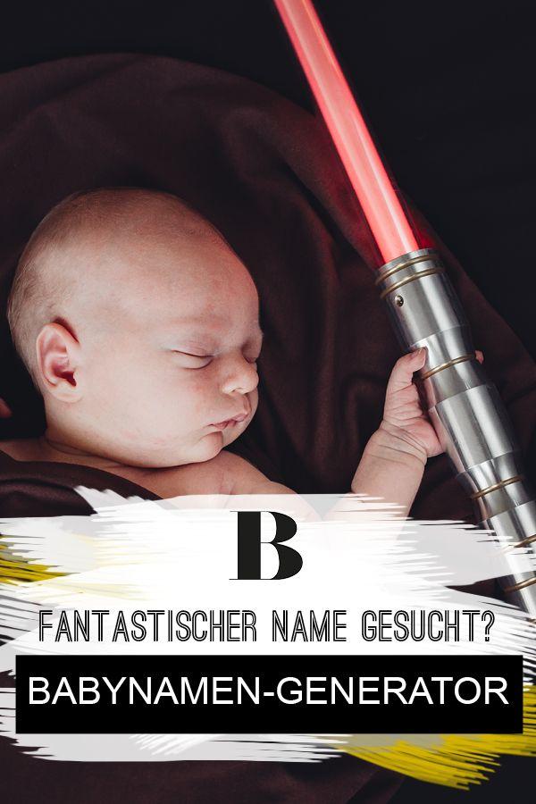 Fantastischer Babyname gesucht? Dann versucht den Star ...  Fantastischer B...